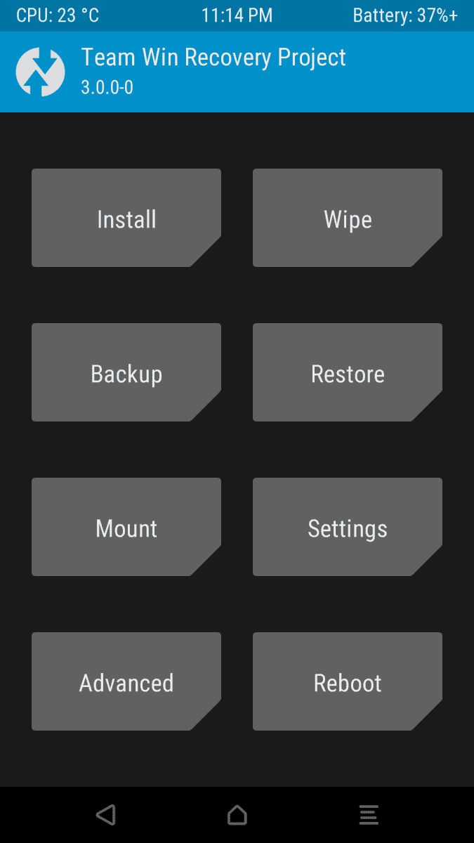 TWRP 3.2.0 Now Available for Download - Brings Better Android 8.0 Oreo Compatibility 1