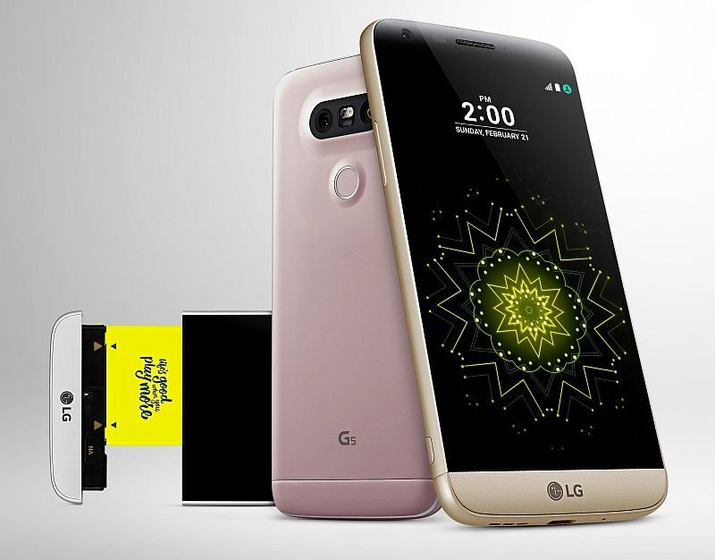 LG G5 USB Drivers for Windows and Mac - Download ADB / Fastboot Drivers