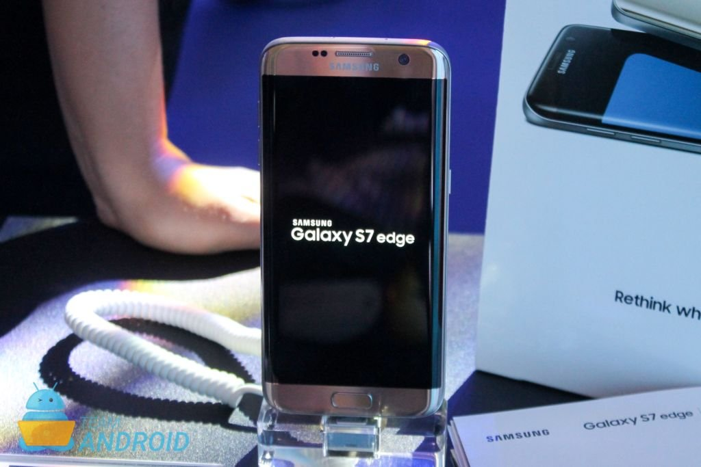 HOW TO: Enter Recovery Mode on Samsung Galaxy S7 Edge