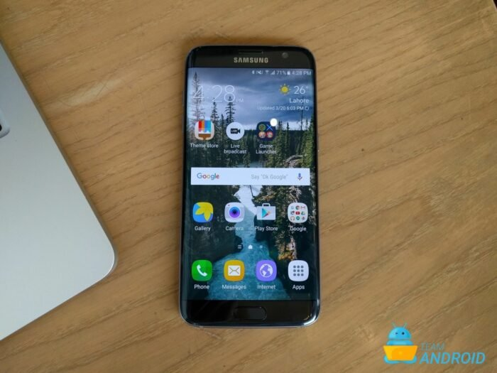 Galaxy S7 Edge, Recover Data