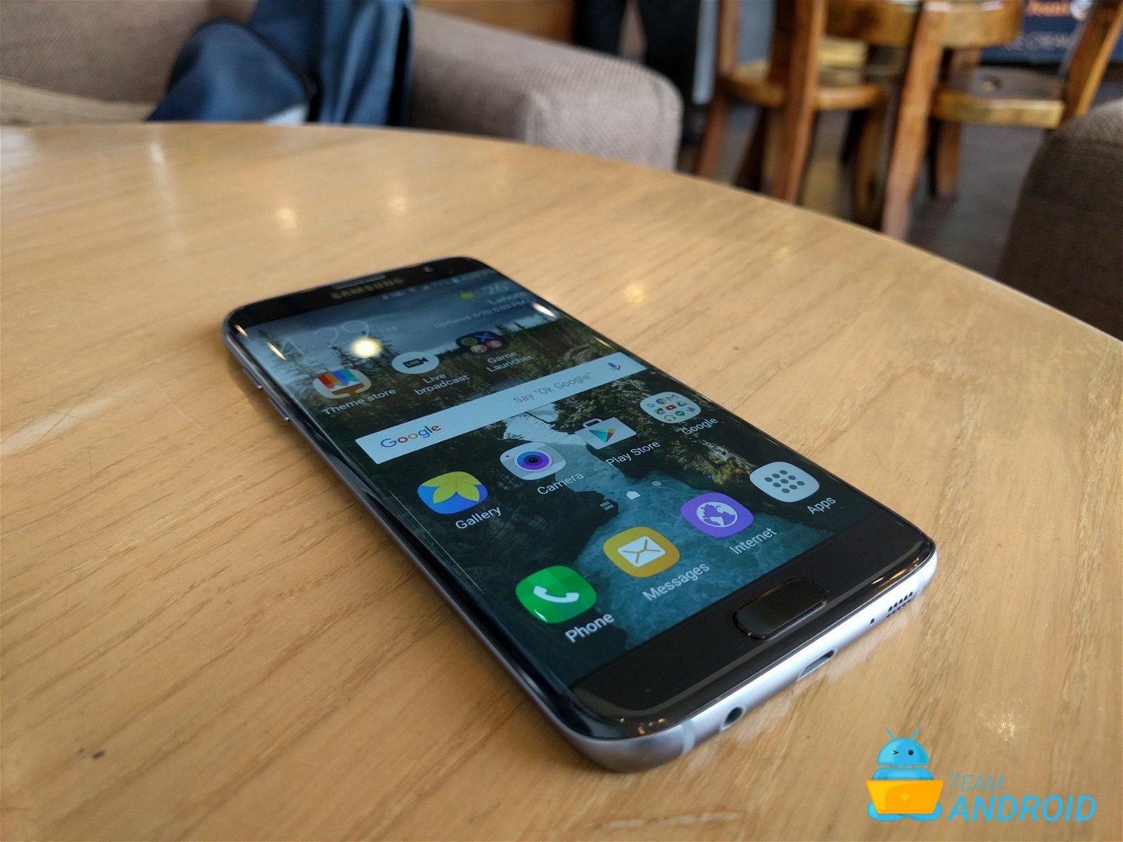 Update Galaxy S7 Edge G935F to Android 8 0 CivZ Oreo Custom ROM