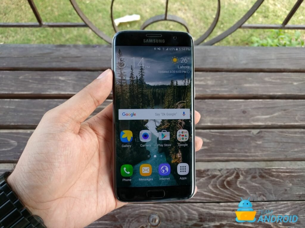 Install VRU4CRE5 Android 8 0 on Galaxy S7 Edge G935V Oreo