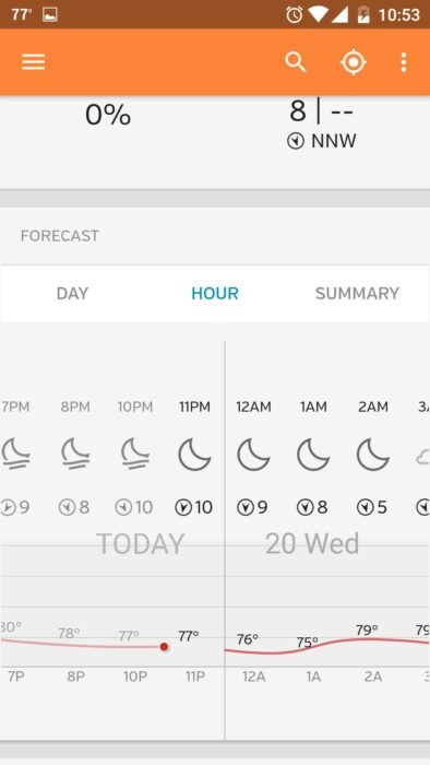 Weather Underground: A Powerful Weather App for Android 2