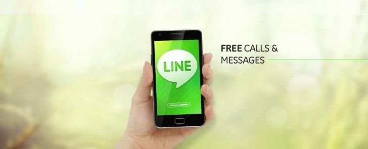 LINE messaging App Now has More Than 500 Million Downloads on Play Store 1