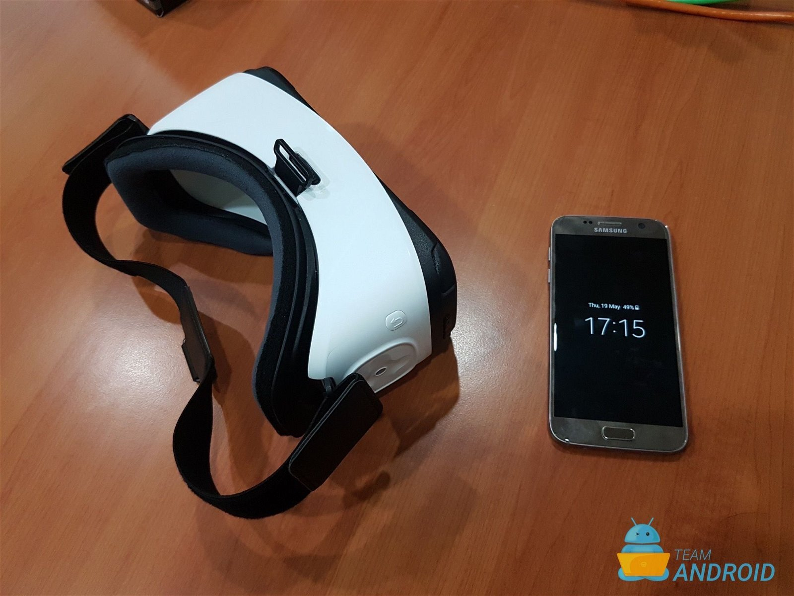 How to Setup Gear VR with Samsung Galaxy S7 1
