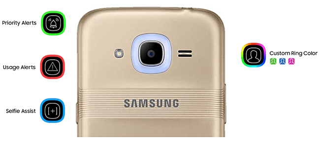 Samsung Galaxy J2-2016-Smart Glow