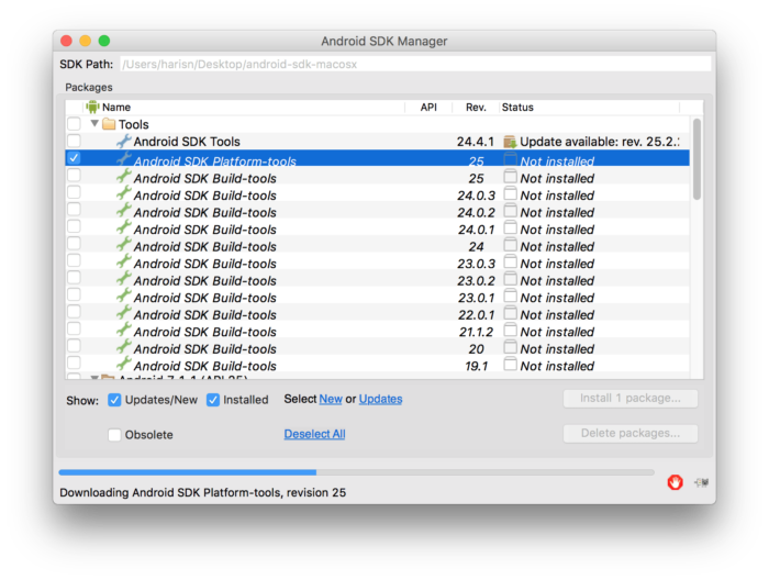 Madison : Mac android sdk manager download
