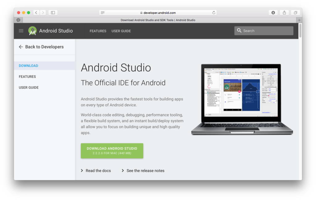 How to Install ADB / Fastboot on Mac with Android SDK Manager