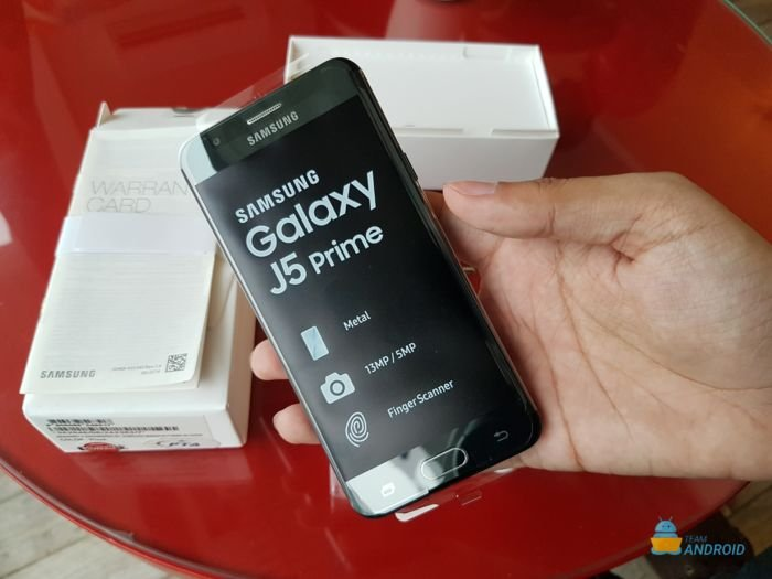 Enter Recovery Mode on Samsung Galaxy J5 Prime - Tutorial / Guide