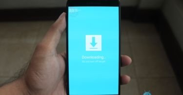 Download Mode - Galaxy A7 2017