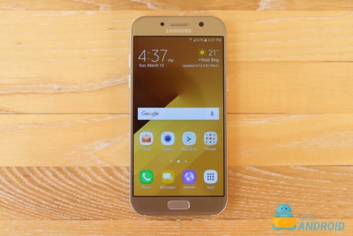 Enter Recovery Mode on Samsung Galaxy A5 (2017) - Tutorial