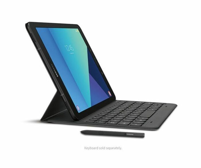 Samsung Reboots the Tablet with Galaxy Tab S3 - Glass Back, High End Specs 2