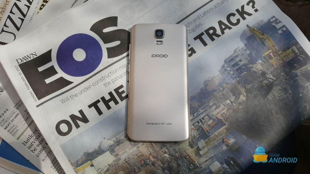 iDroid Balr X7 Review - Specifications, Photos, Features