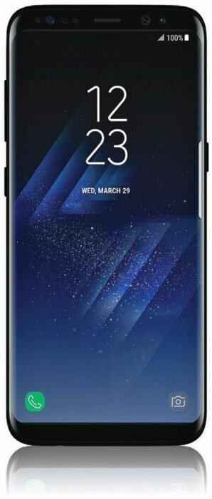 Samsung Galaxy S8 Render Leaks Before Launch 1