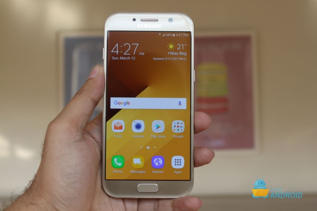 Root XXS2BQIJ Android 7 0 on Galaxy A5 A520F Nougat Firmware