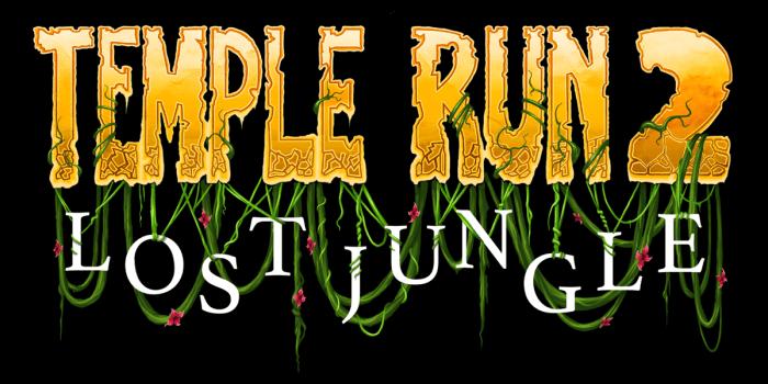 Temple Run 2 Lost Jungle Logo