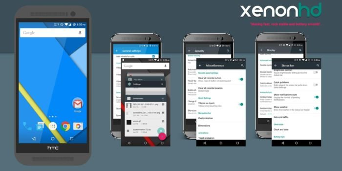 How to Install Android 7.1.1 XenonHD on Huawei Honor 5X Nougat Custom ROM 18