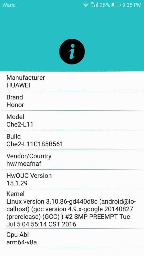 Download Huawei Firmware, Official ROMs and Updates with Firmware