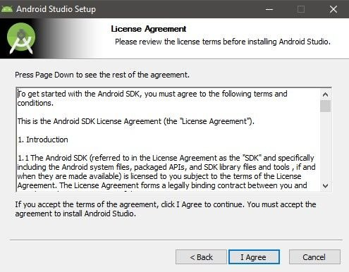 How to Install Android Studio 2.3 for Android Development 3