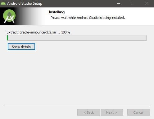 How to Install Android Studio 3.0.1 for Android Development 11