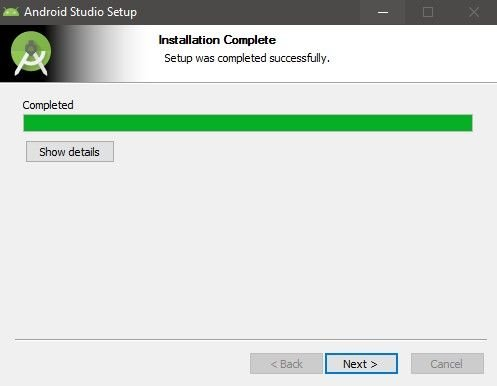 How to Install Android Studio 3.0.1 for Android Development 12
