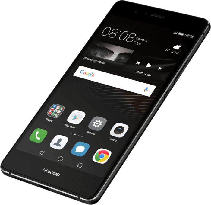 Huawei P9 Lite TWRP 3.1.0 Recovery