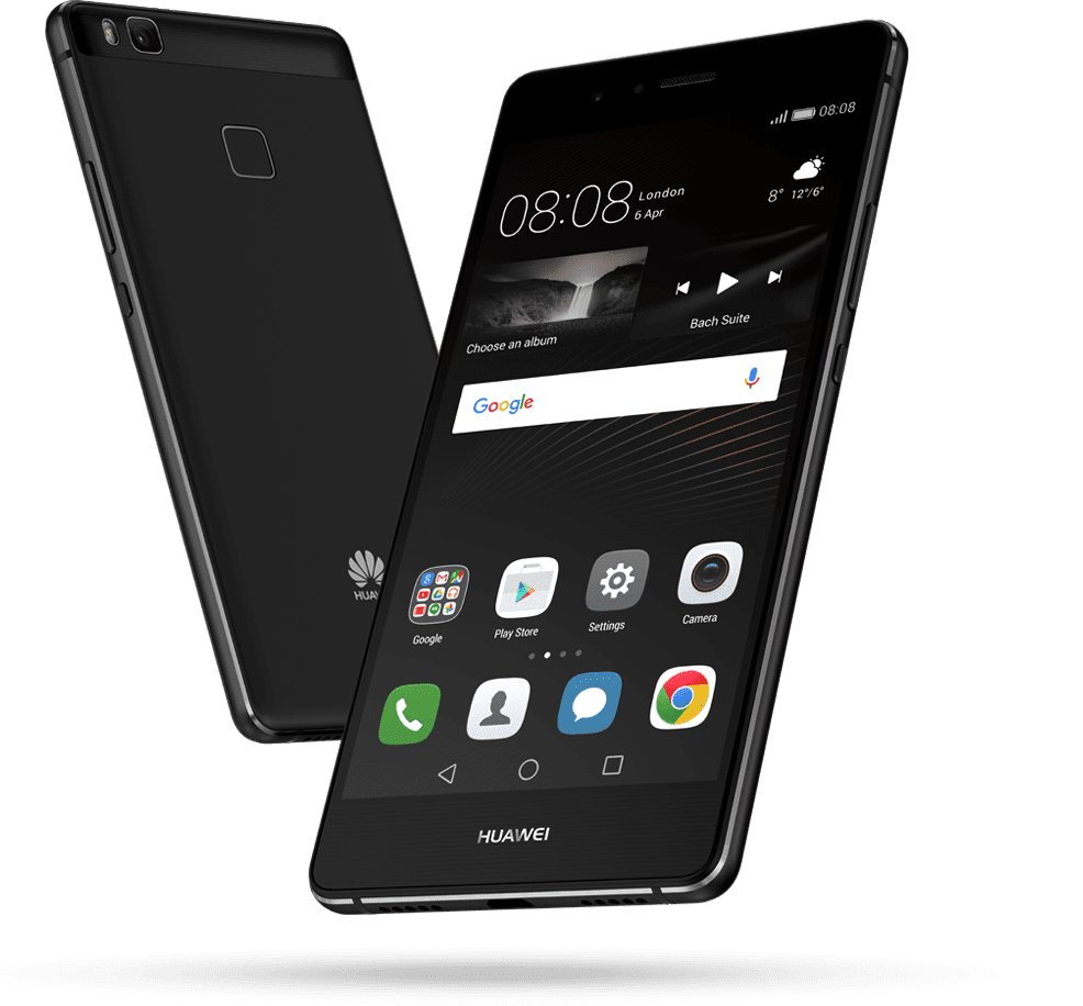 Root Huawei P9 Lite on Android 6.0 / Android 7.0 Nougat Firmware 1
