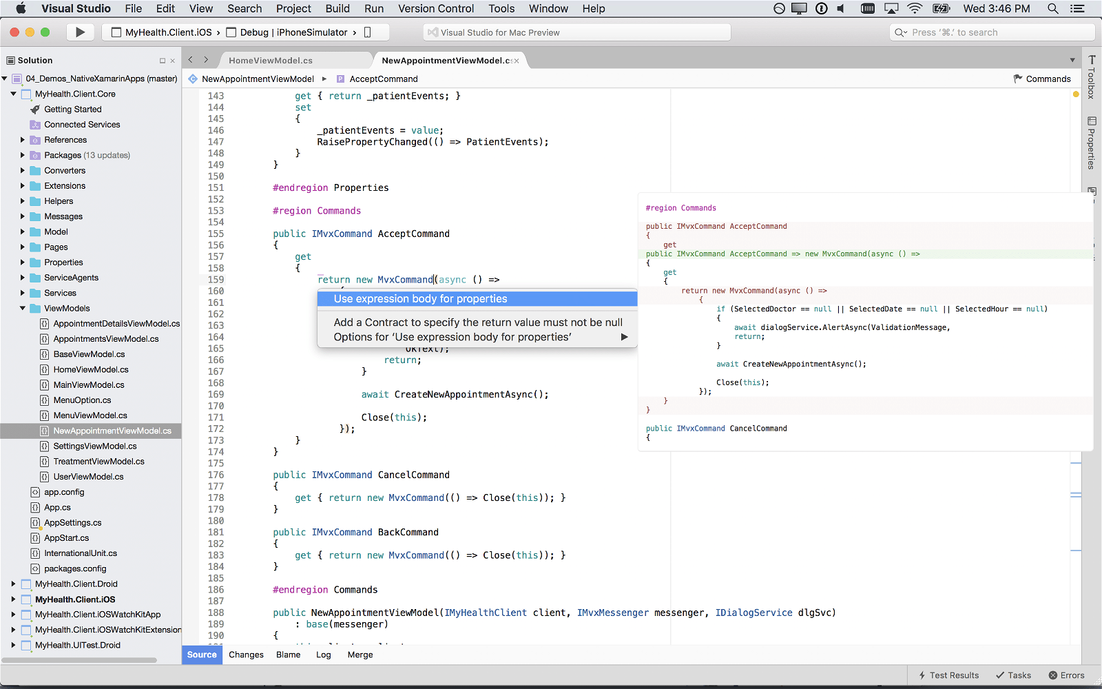 Develop Android Apps with Visual Studio for macOS 1