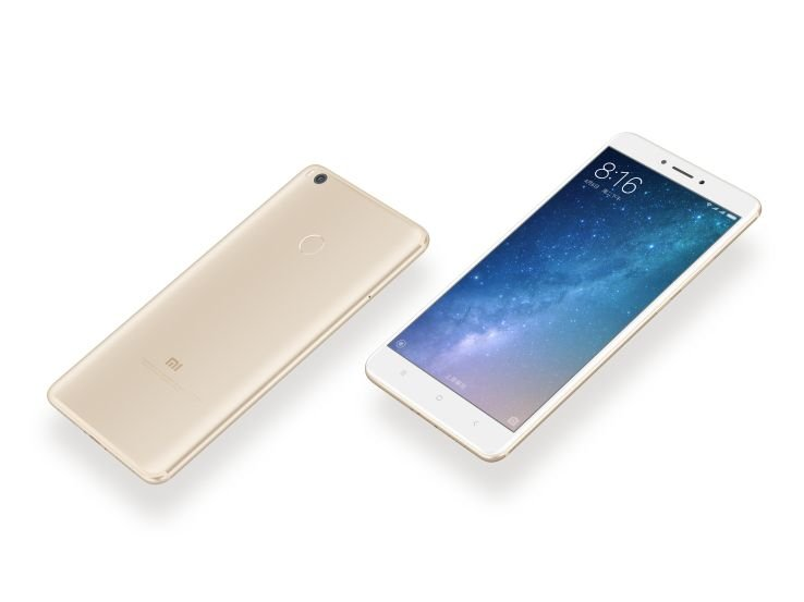 Xiaomi Mi Max 2 is Official With 5,300 mAh Battery and 4GB RAM 2
