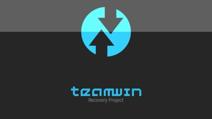 TWRP 3.3 Recovery - TeamWin