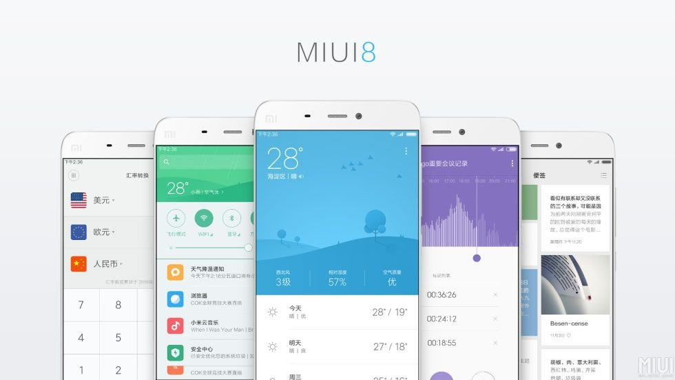 Download MIUI 8 Global Stable ROM (Fastboot / Recovery) for Xiaomi Devices 1