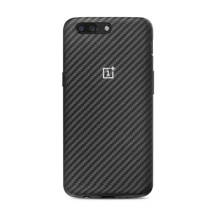 OnePlus 5 Karbon Cover