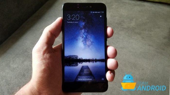 Xiaomi Redmi 4X Review 1