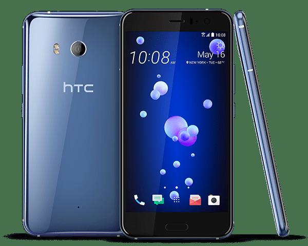Install TWRP 3.2 on HTC U11