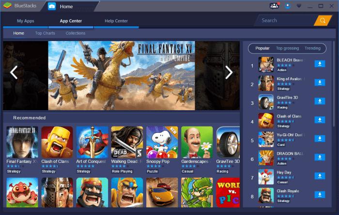 Game Downloader App