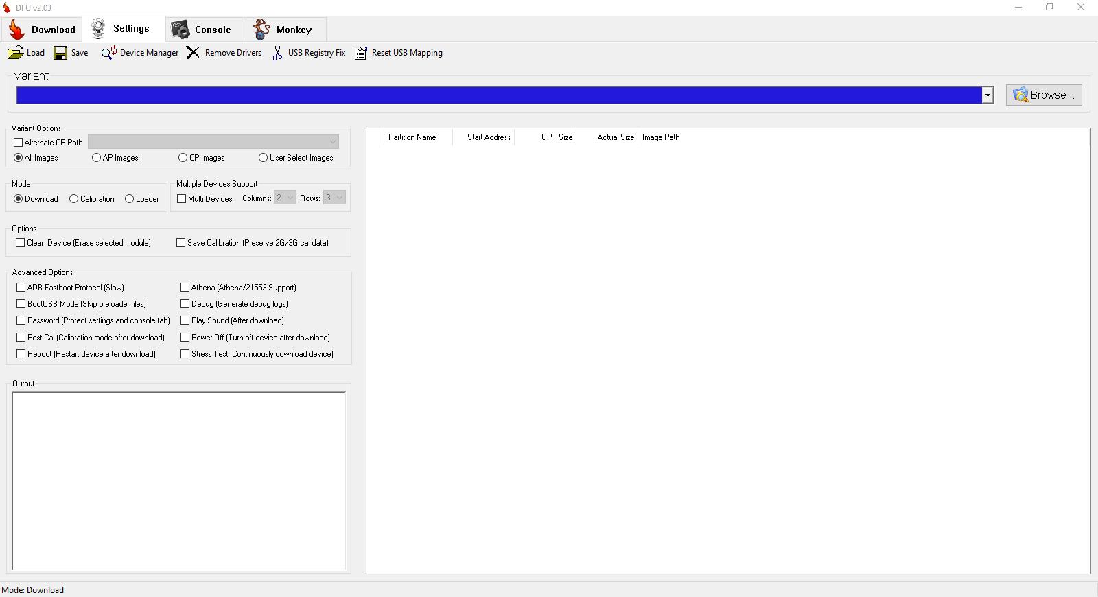 Download DFU Flash Tool (All Versions) - Flash Broadcom Firmware 1