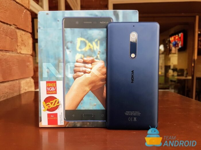 Nokia 5 with original box, packaging