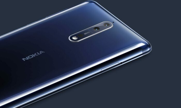 Enter Recovery Mode on Nokia 8