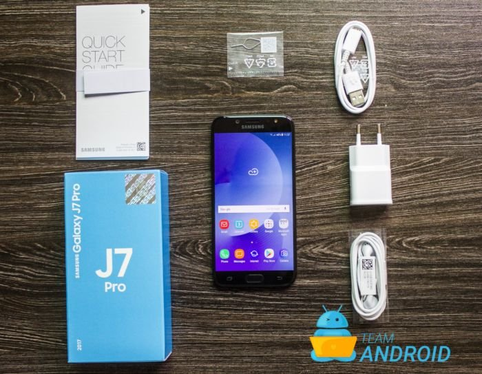 Samsung Galaxy J7 Pro: Unboxing and First Impressions 11