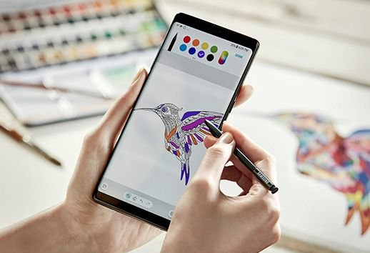 Samsung Galaxy Note 8 Model Numbers