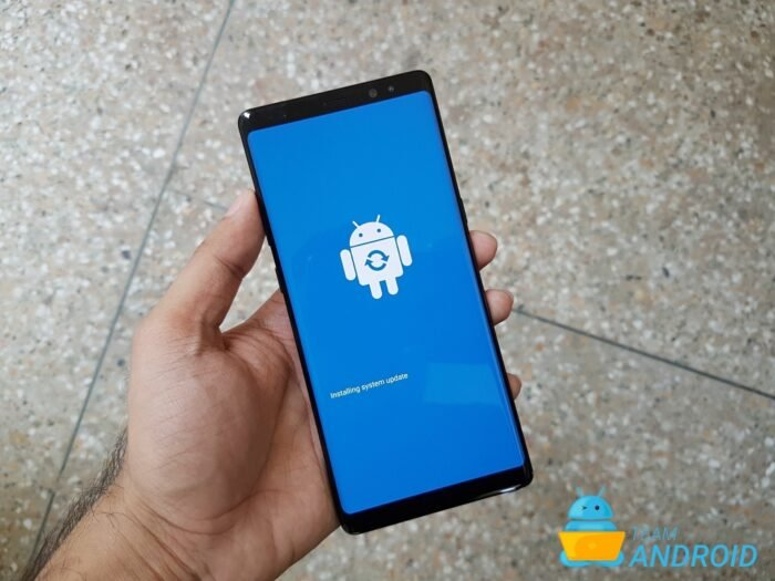 Galaxy Note 8 Recovery Mode