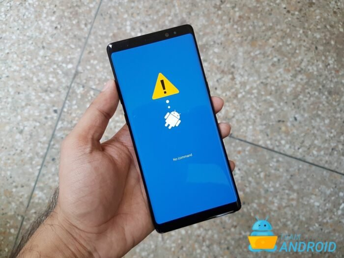 HOW TO: Enter Galaxy Note 8 Recovery Mode - Tutorial / Guide