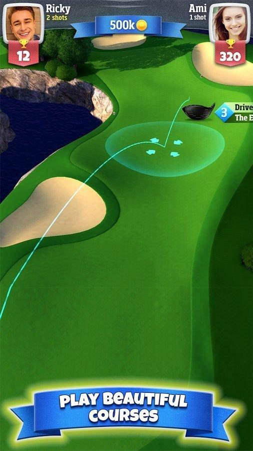 Golf Clash (Screenshot)