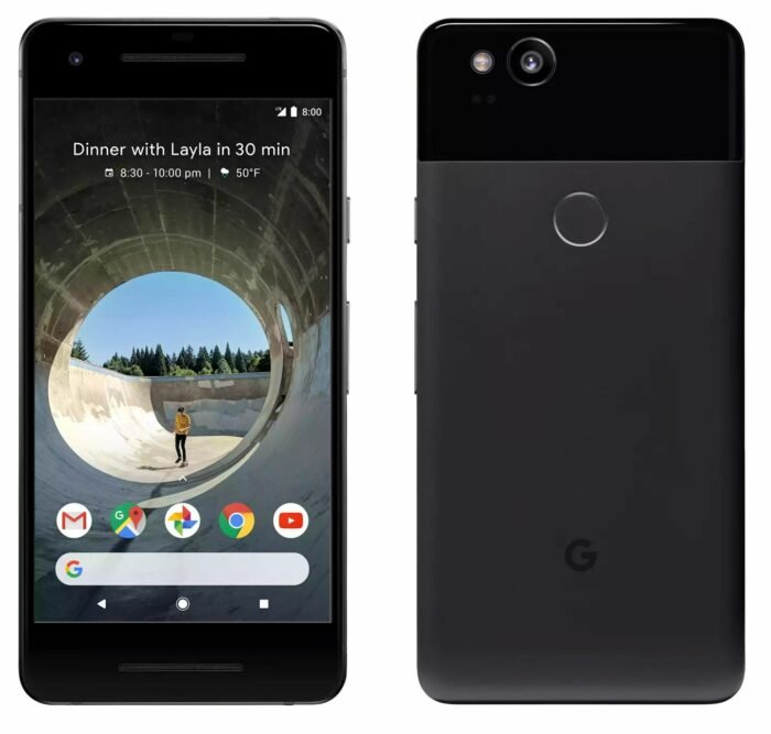 Install Android 8.1 Oreo OPM1 on Google Pixel 2