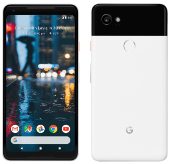 Where to Buy Google Pixel 2 and Pixel 2 XL in US
