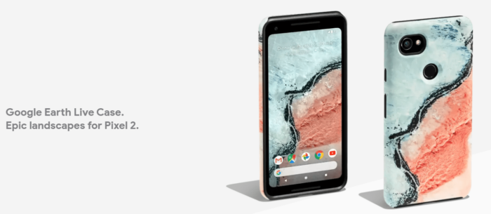 Google Pixel 2 / Pixel 2 XL Accessories: Live Cases, Chargers, Covers 7