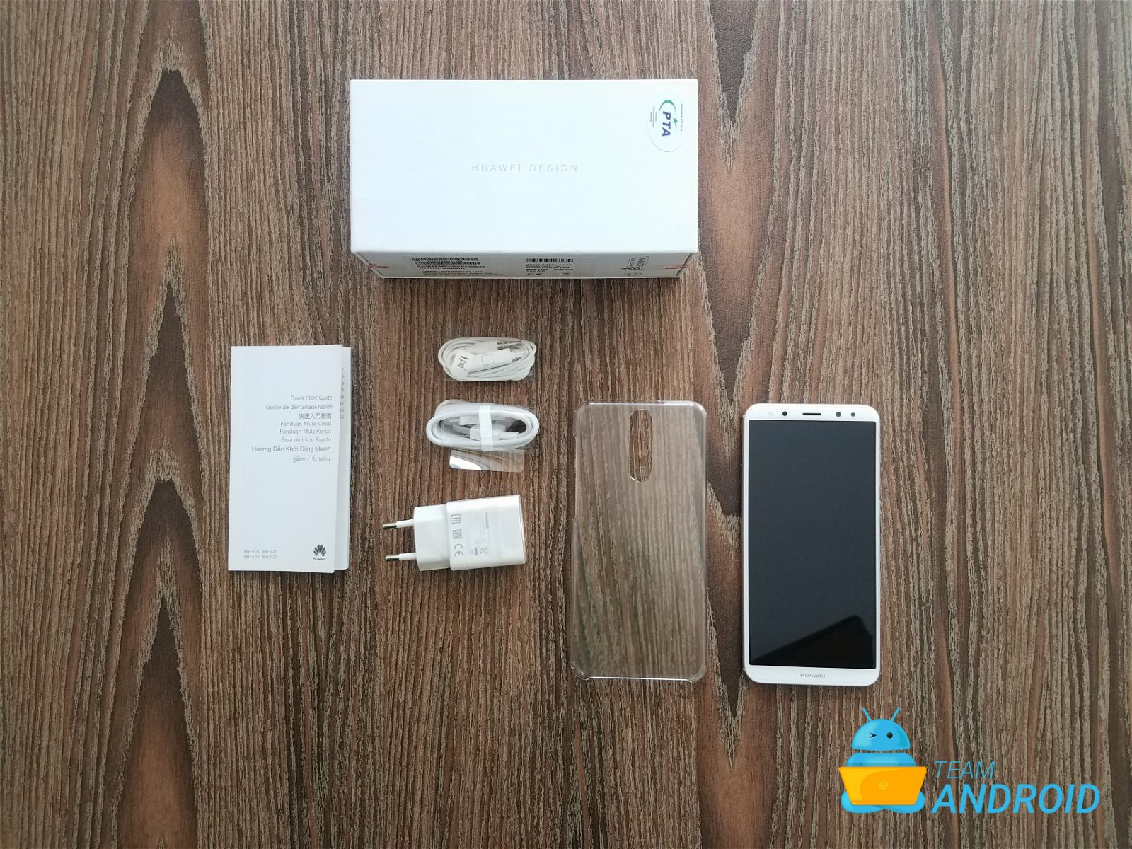 Huawei Mate 10 Lite Unboxing and First Impressions [Pictures