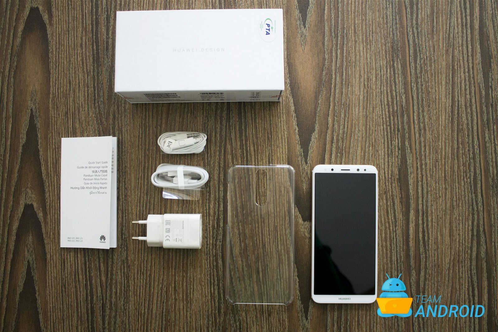 Huawei Mate 10 Lite: Unboxing and First Impressions 14