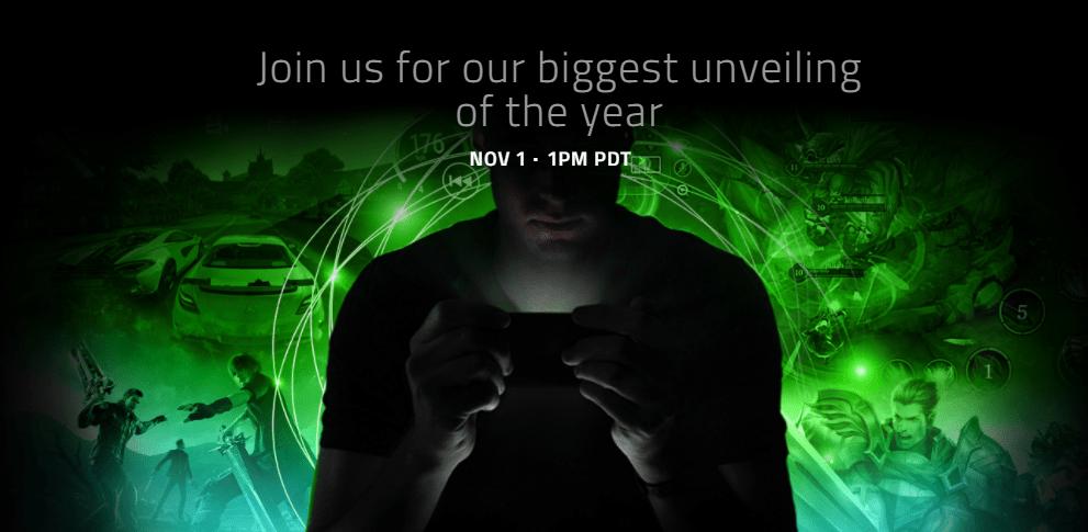 Watch Razer Phone Unveiling Event Live Stream 1