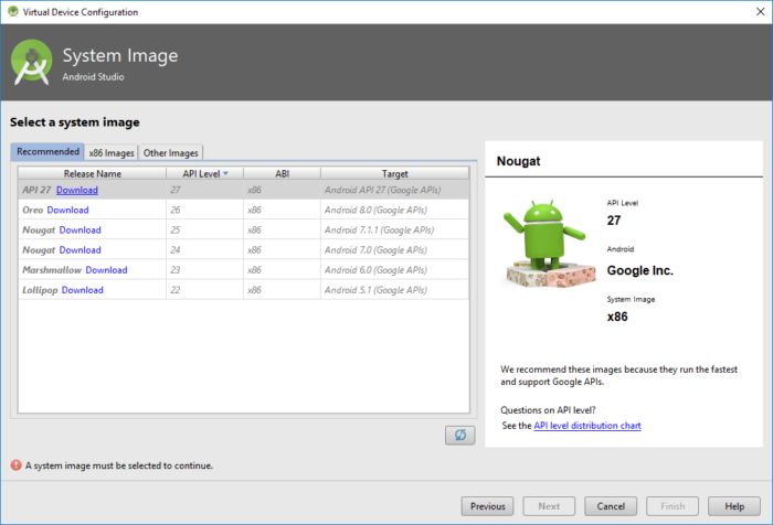 HOW TO: Install Android 8 1 Oreo Emulator on PC / Android Studio